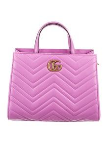 f03b7d15b Medium GG Marmont Matelassé Bag. Est. Retail $2,600.00. $1,795.00 · Gucci