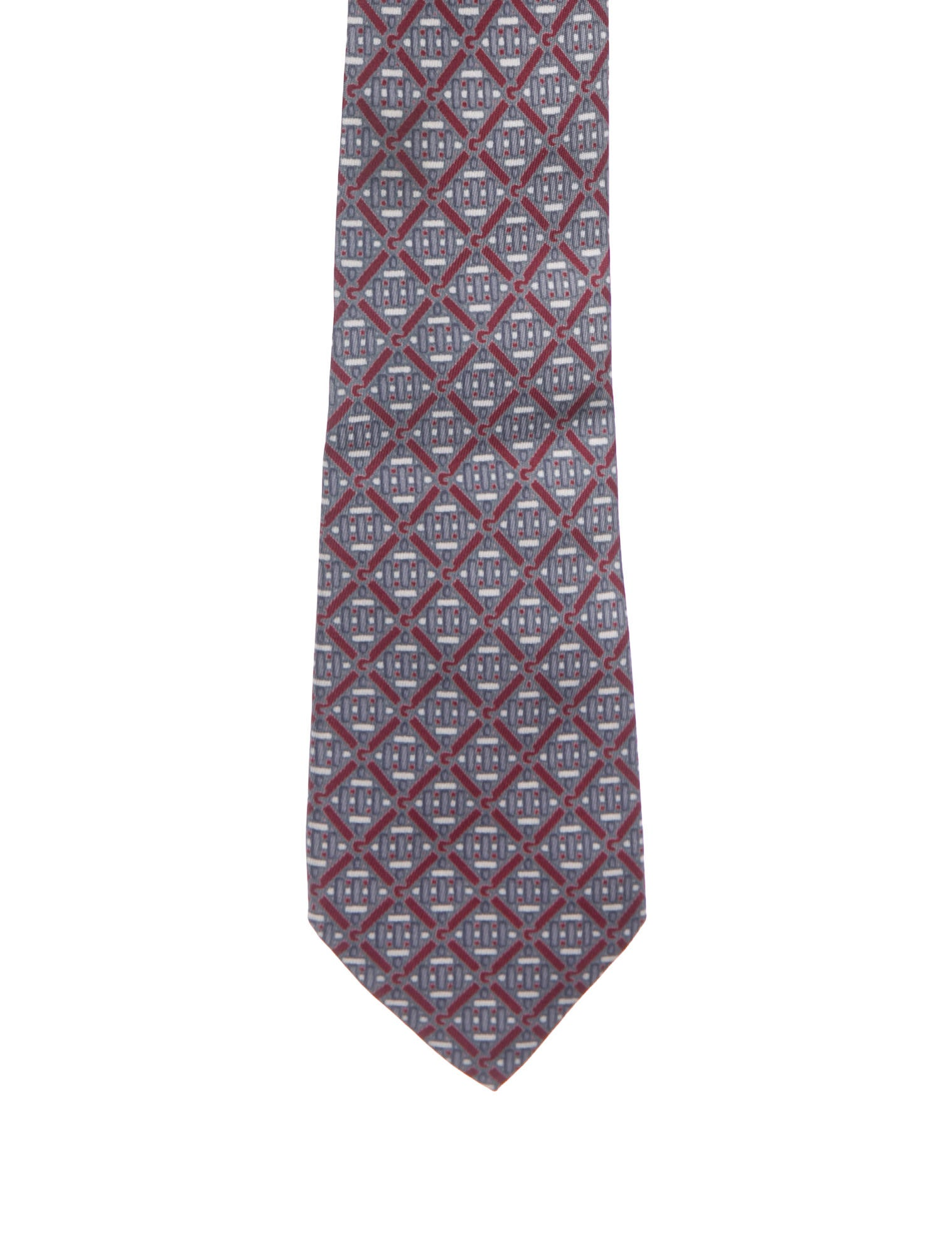 8d410fdb6550 Gucci Silk Abstract Tie - Suiting Accessories - GUC321799 | The RealReal