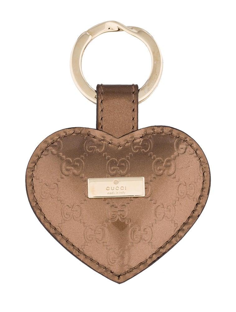 21dcd4869fb Gucci Heart Keychain w  Tags - Accessories - GUC32401