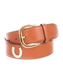 702977c91 Leather GG Belt. $325.00 · Gucci