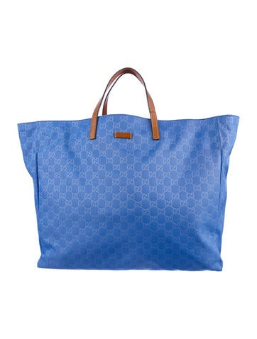 Oversize GG Tote