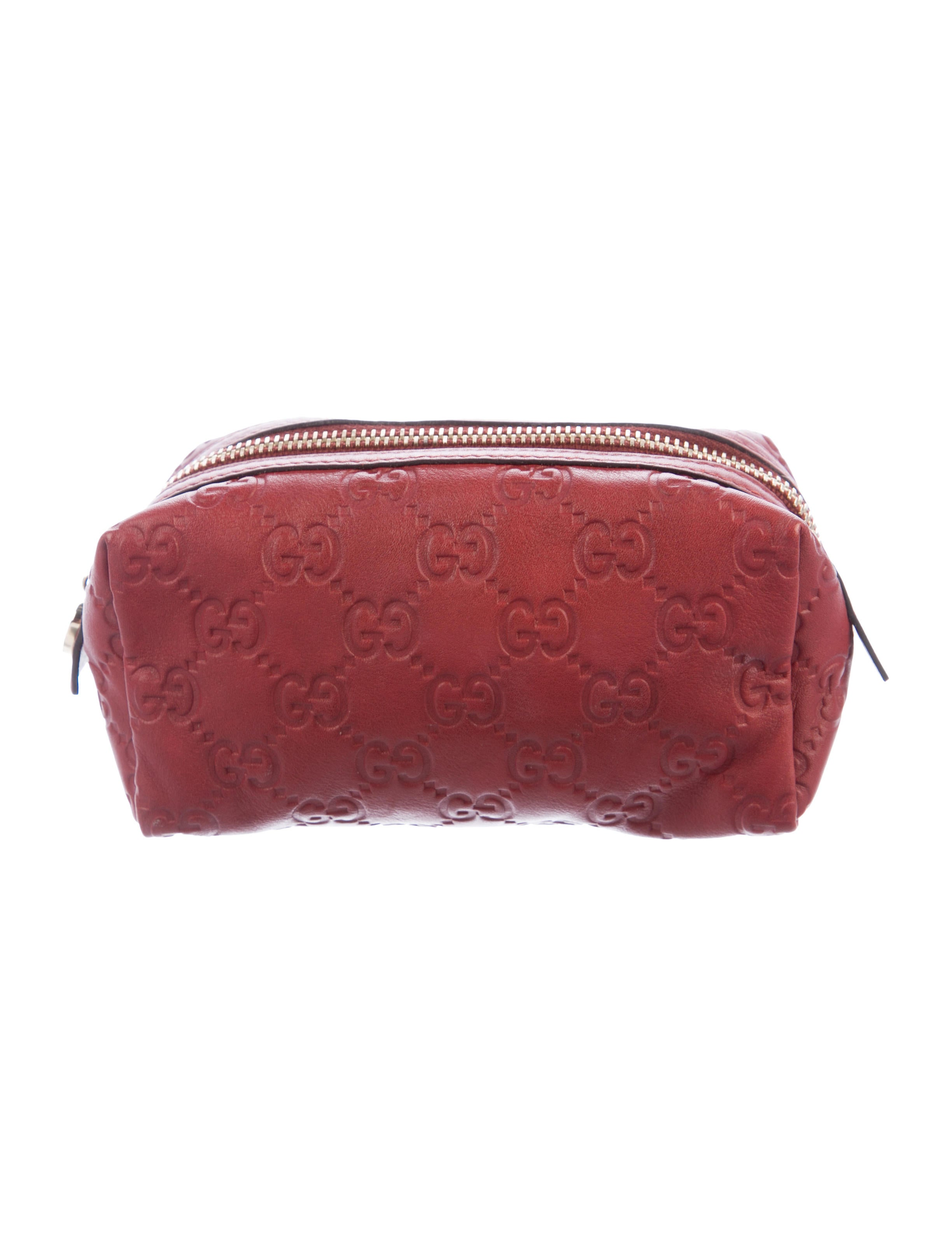 e2ca1e9948a03 Gucci Cosmetic Bags | The RealReal