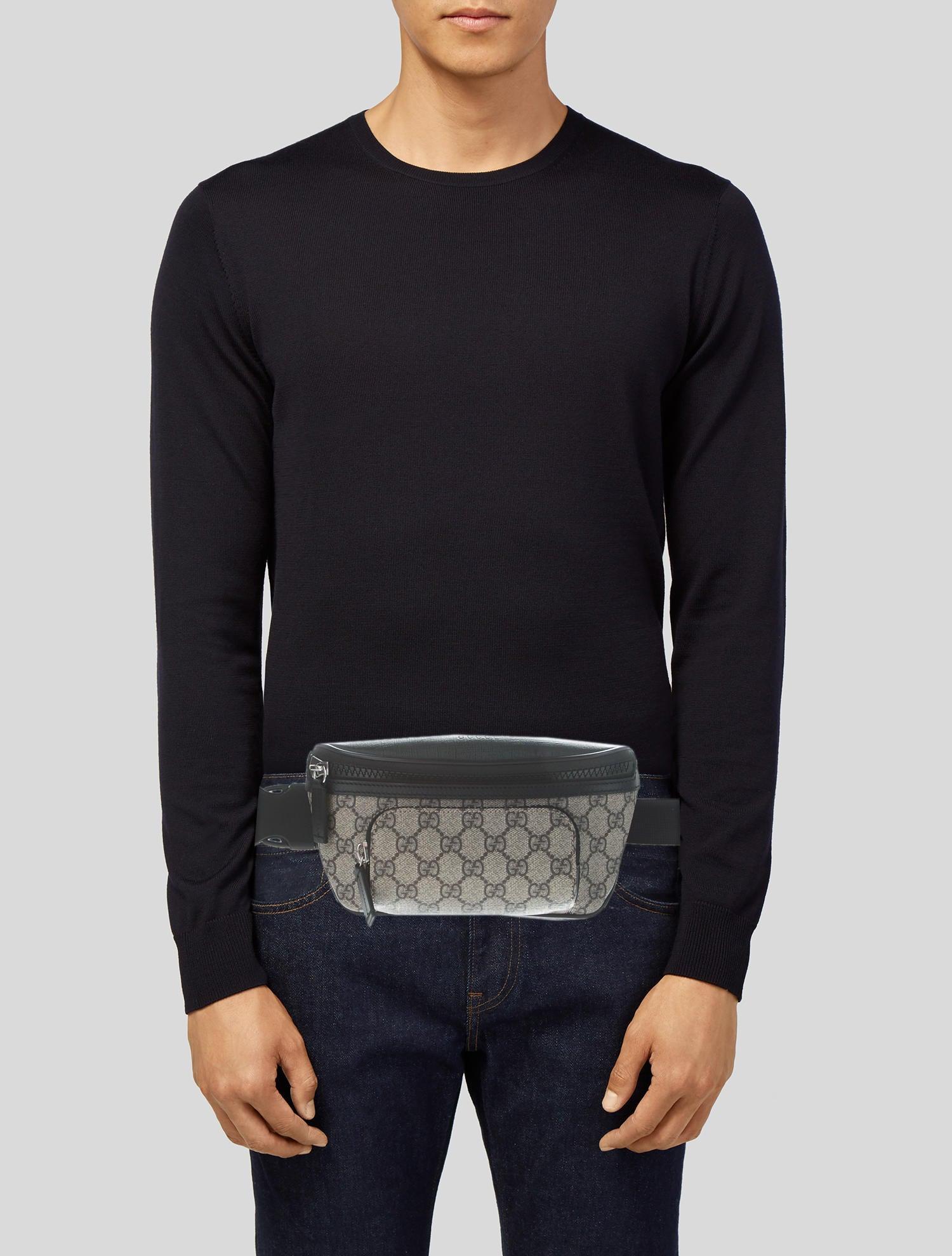 Gucci GG Supreme Eden Belt Bag , Bags , GUC344184