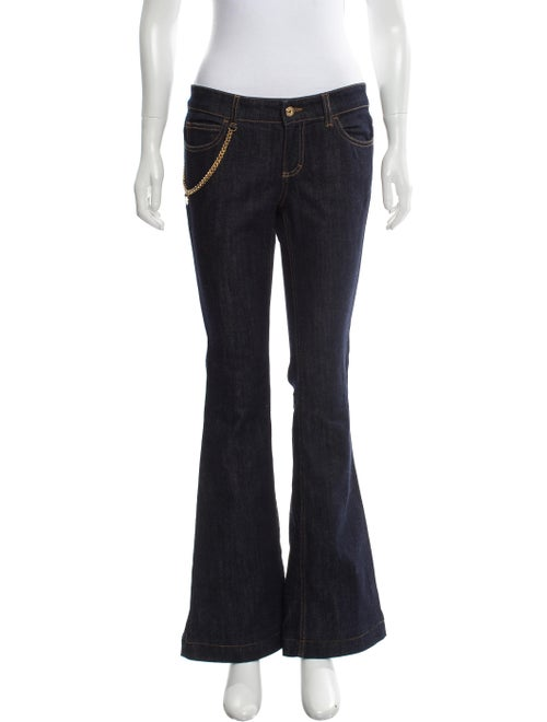 Gucci 70's Mid-Rise Jeans blue