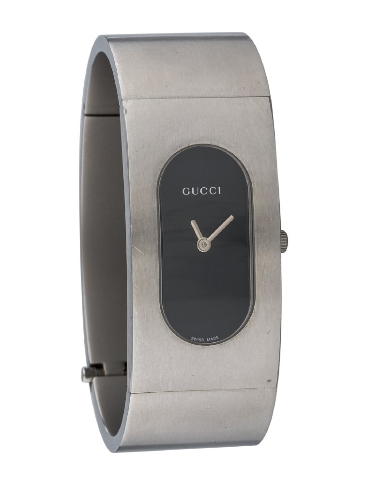 4a976f507eb Gucci 2400L Bangle Watch - GUC35882