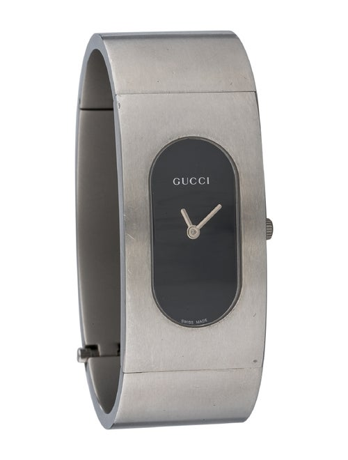 4833d8bc1cc Gucci 2400L Bangle Watch - GUC35882