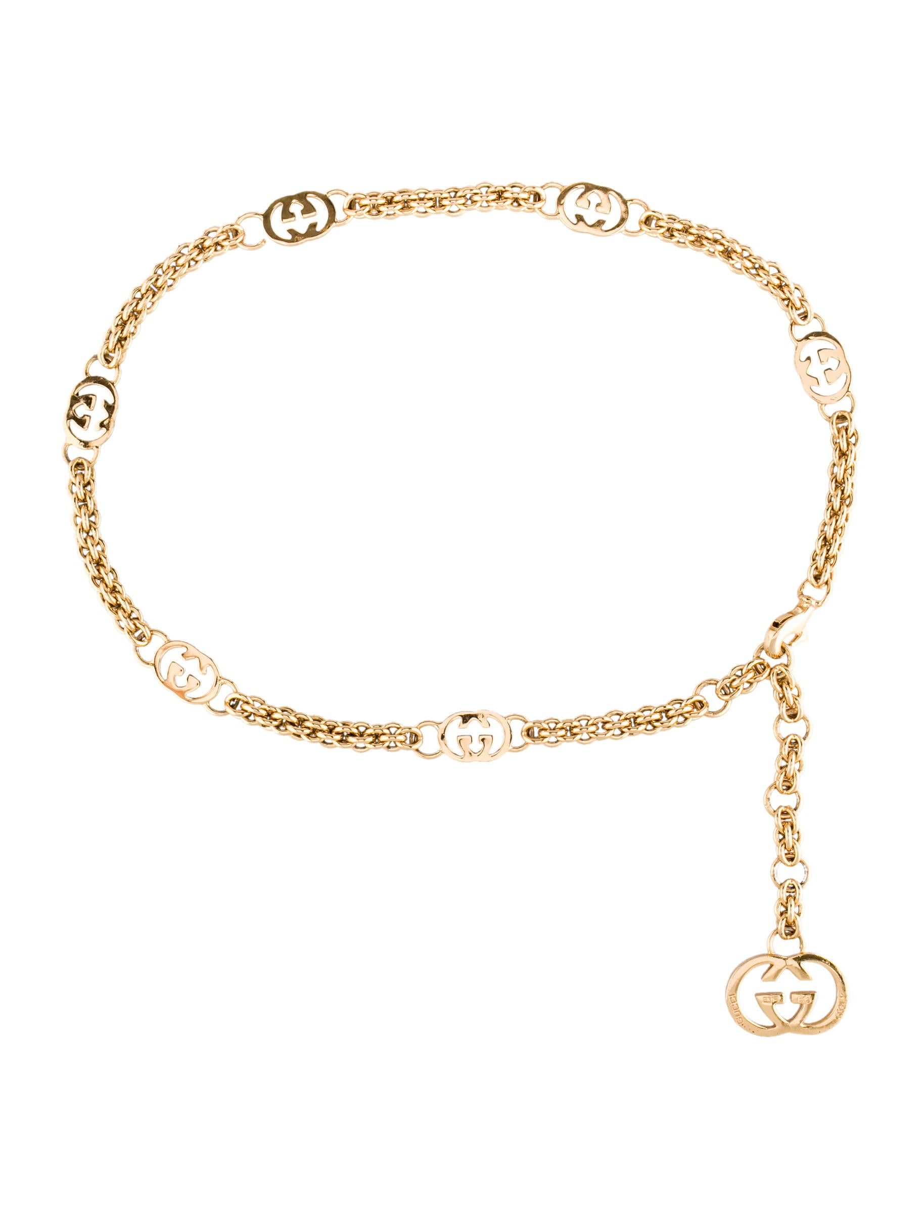 Gucci Chain Belt - Accessories - GUC36110 | The RealReal