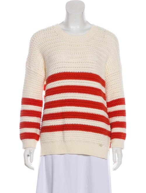 Gucci Striped Knit Sweater