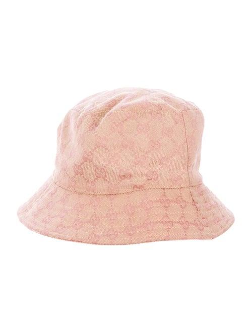 03480e4563237d Gucci GG Canvas Bucket Hat - Accessories - GUC36537   The RealReal