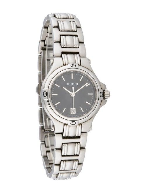 3df6c555a68 Gucci 9040L Quartz Watch - Bracelet - GUC36920