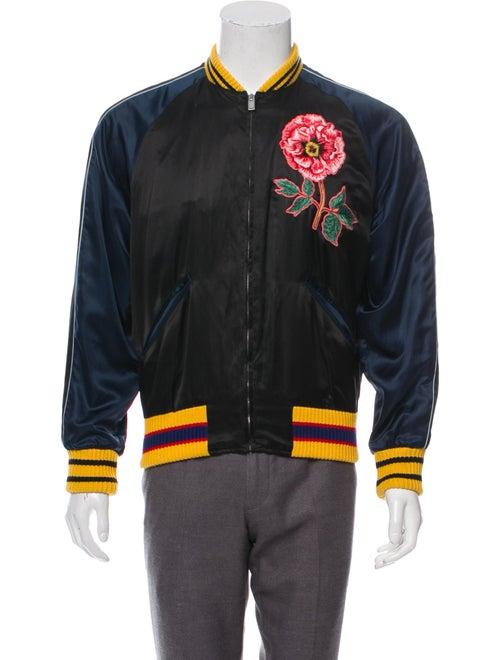 Gucci L'aveugle Par Amour Souvenir Jacket multicol
