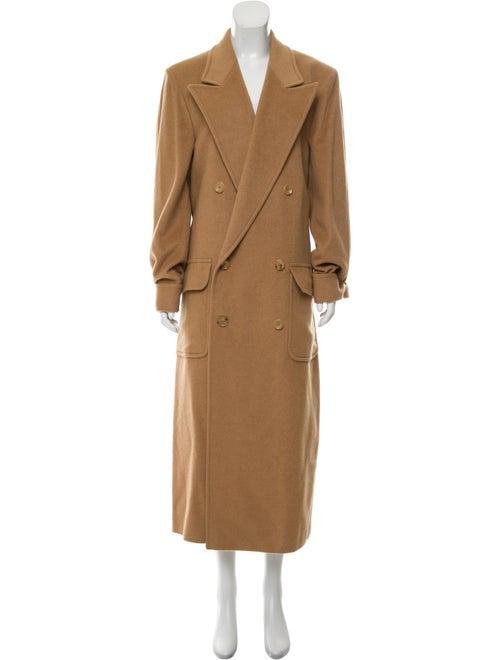 Gucci Long Camel Hair Coat