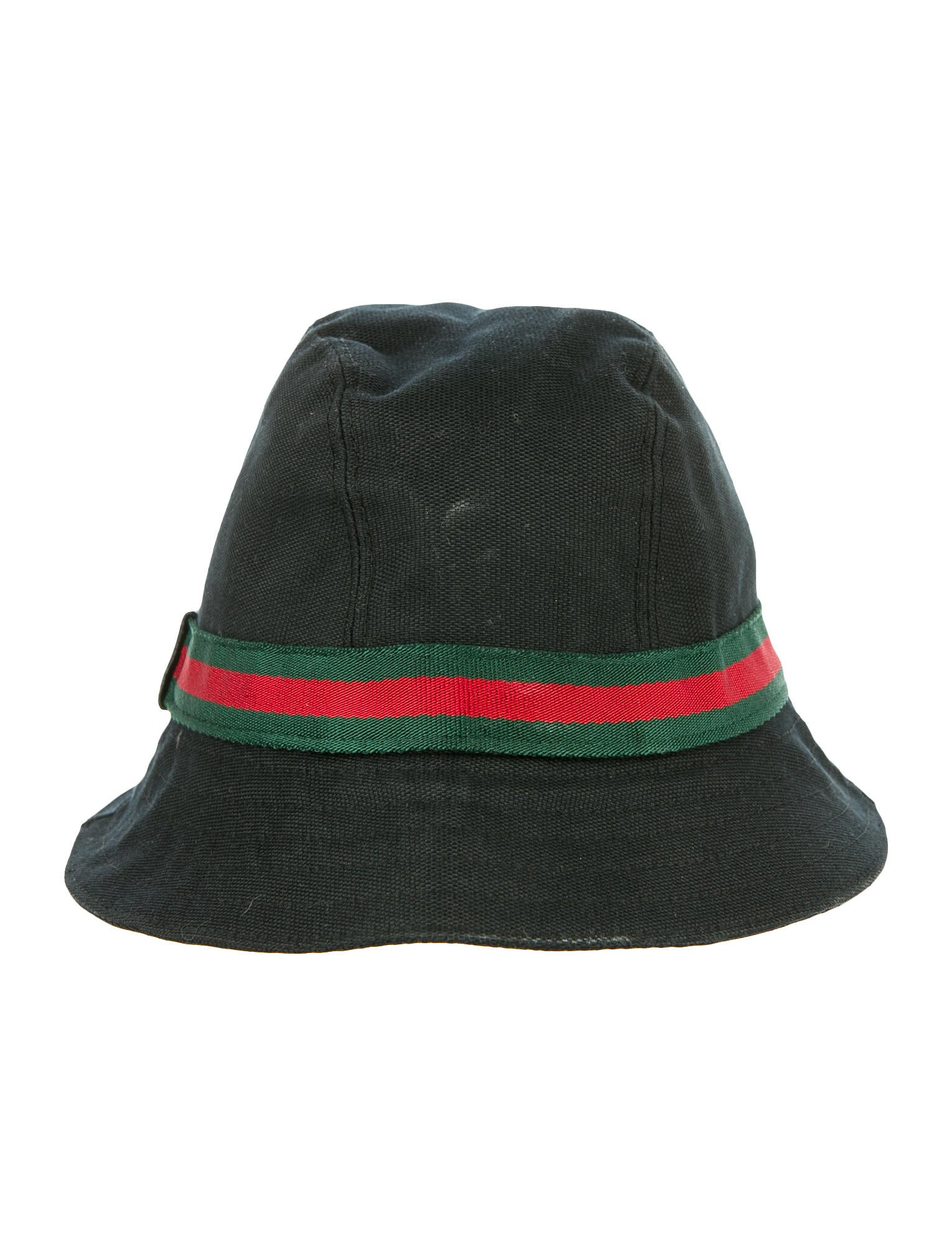 gucci bucket hat accessories guc42688 the realreal. Black Bedroom Furniture Sets. Home Design Ideas