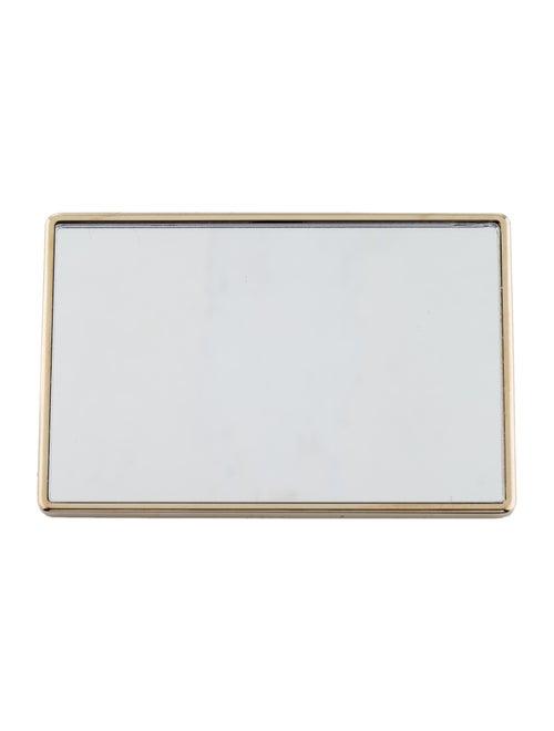 Gucci Logo Compact Mirror gold