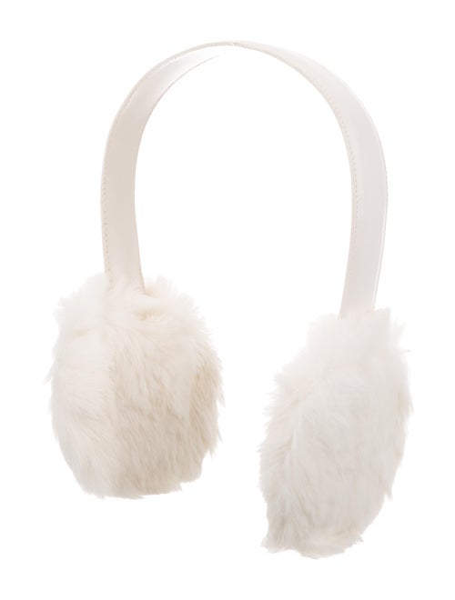Gucci Fur-Trimmed Earmuffs