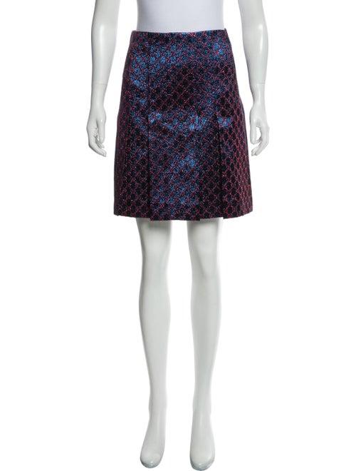 Gucci 2018 Mini Skirt w/ Tags Blue
