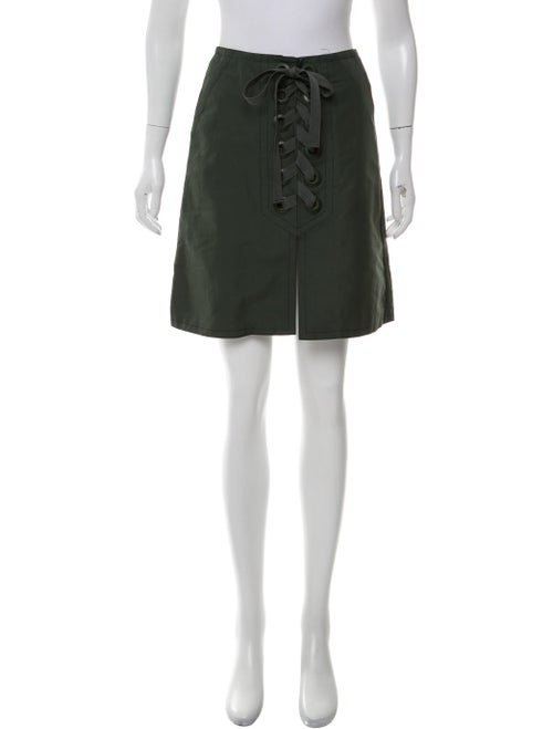 Gucci Casual Mini Skirt Green