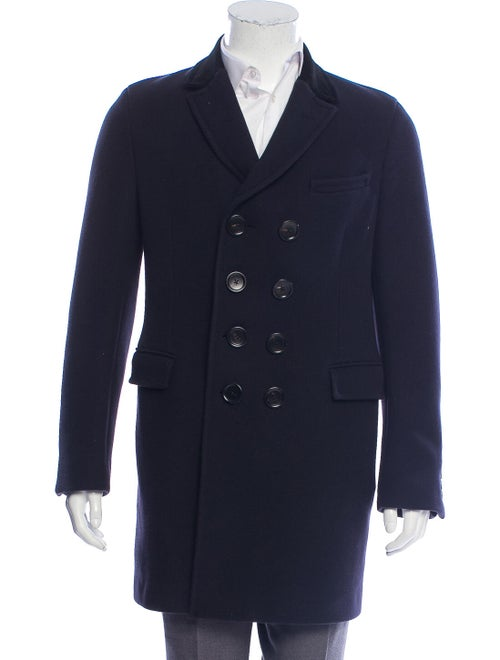 Gucci Wool Top Coat wool