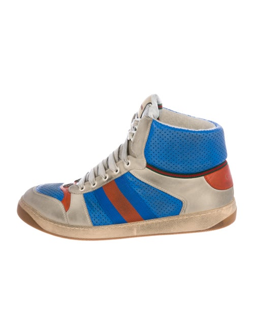 Gucci Virtus High-Top Sneakers