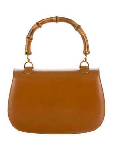 Bamboo Top Handle Bag