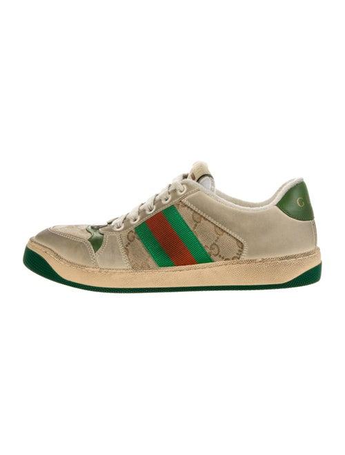 Gucci Screener GG Canvas Sneakers