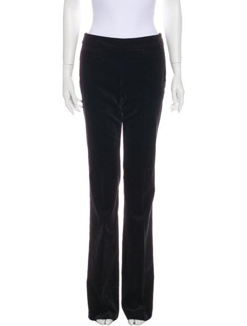 Gucci Wide Leg Pants Black