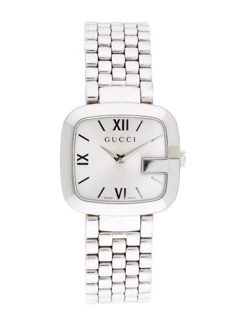 Gucci G-Gucci Watch silver