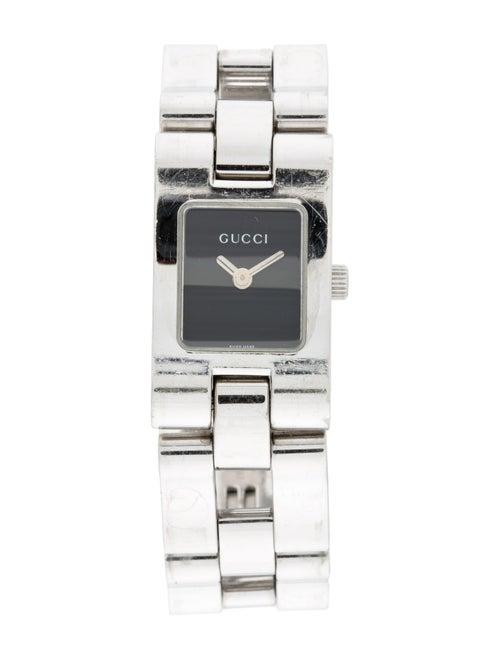 Gucci 2305 Series Watch black