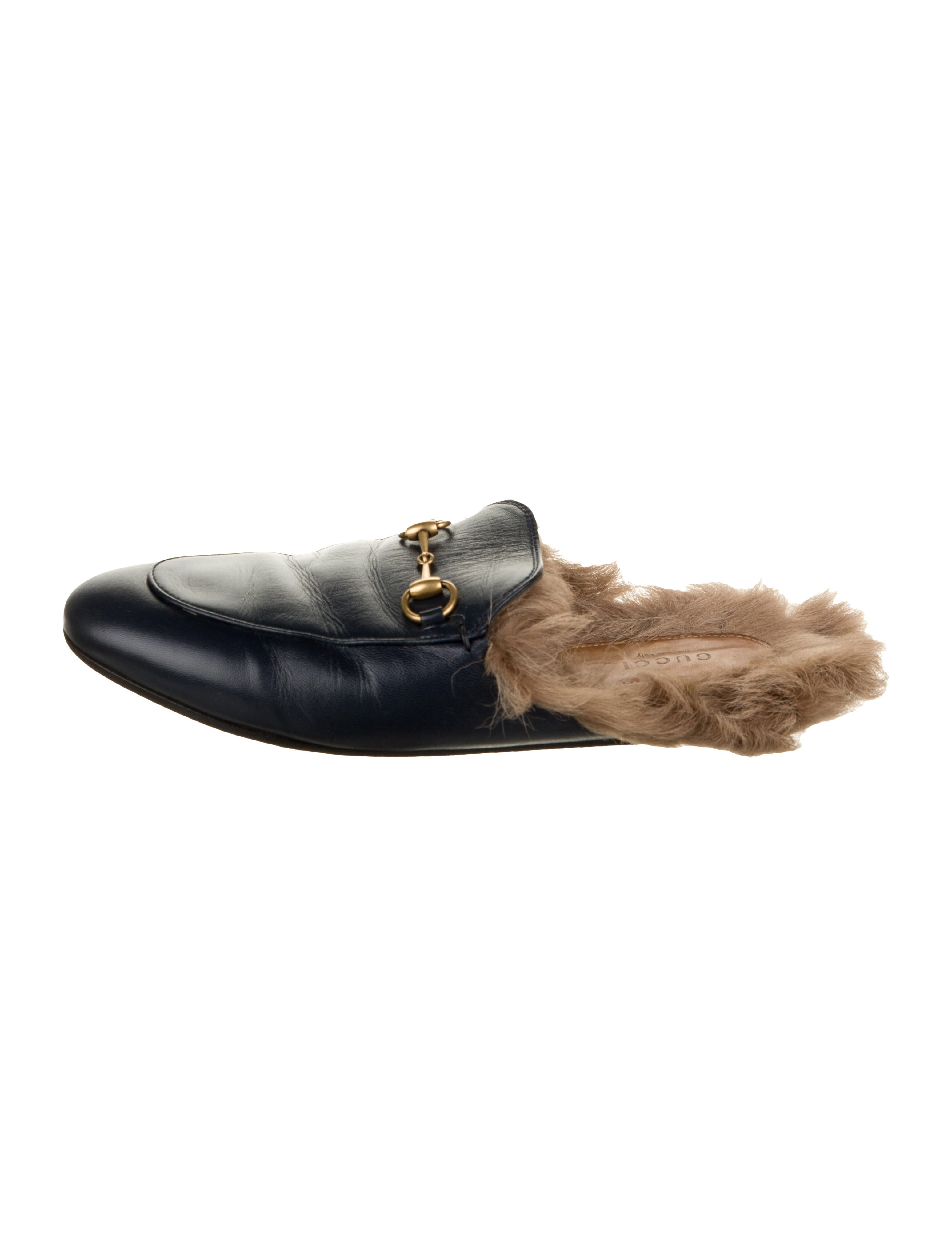 gucci princetown loafer in tian garden
