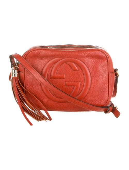 Gucci Soho Disco Bag Red