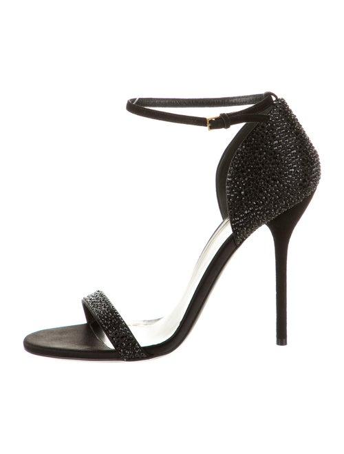 Gucci Sandals Black