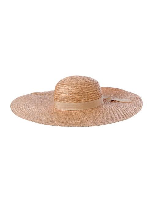 Gucci Straw Sun Hat Tan