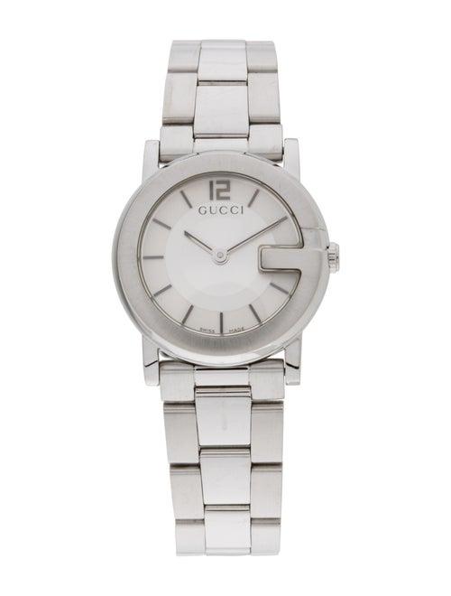 Gucci 101 Series Watch silver