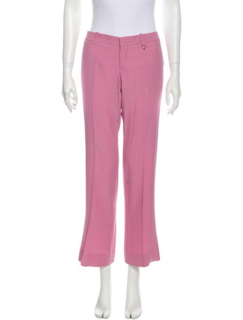 Gucci Flared Pants Pink