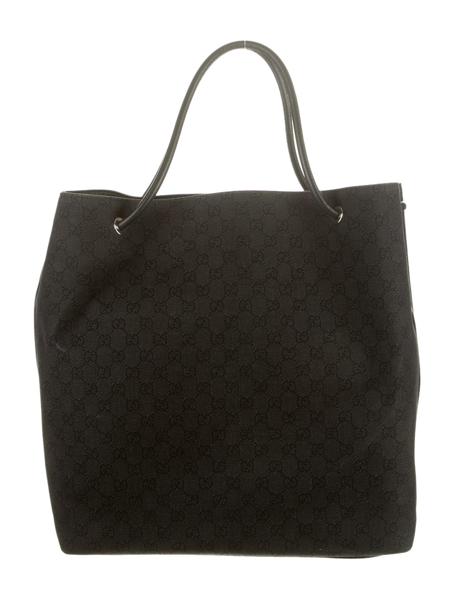 3e4d8254208 Gucci Large Gifford Tote - Handbags - GUC48285   The RealReal