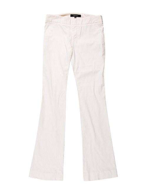 Gucci Wide Leg Pants White