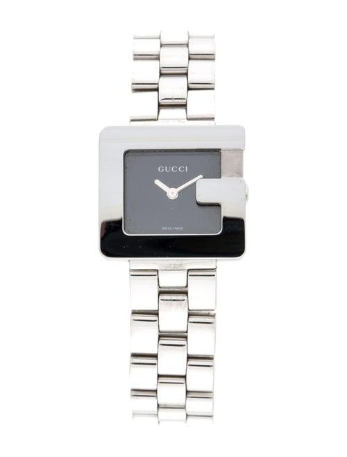 Gucci 3600 Series Watch black