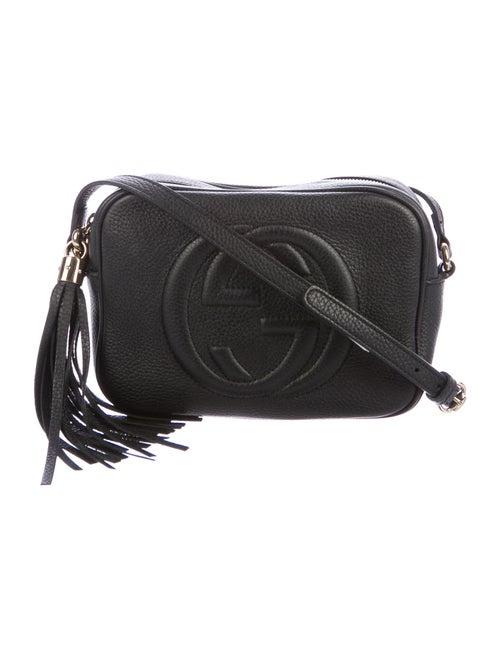 Gucci Soho Disco Crossbody Bag Black