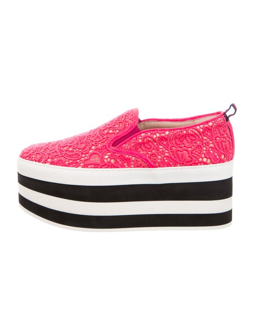 Gucci Peggy Sneakers Pink