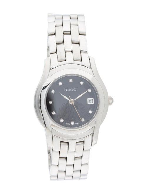 Gucci 5500 Series Watch Black