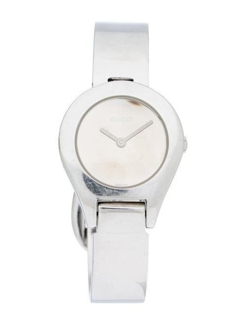 Gucci 6700 Series Watch Silver