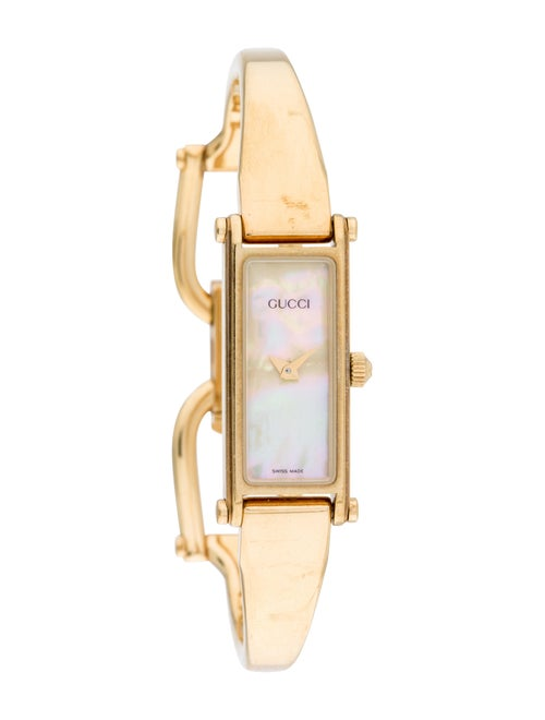 Gucci 1500 Series Watch Gold