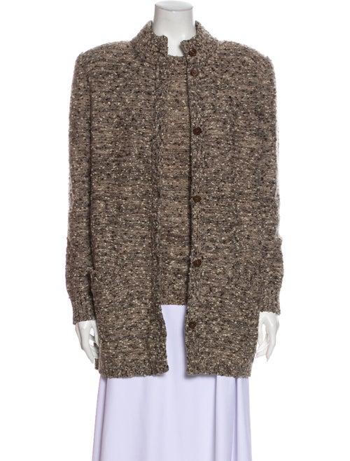 Gucci Vintage Mock Neck Sweater