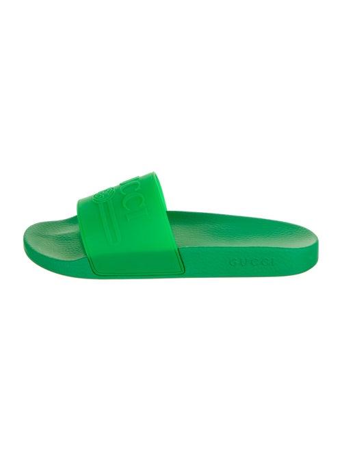 Gucci Slides Green