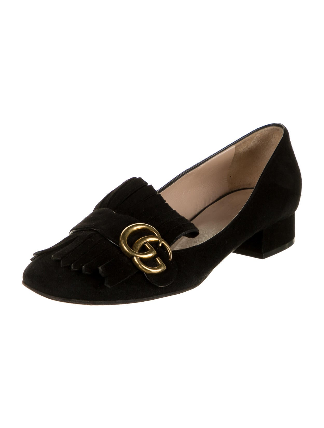 gucci marmont shoe | The RealReal
