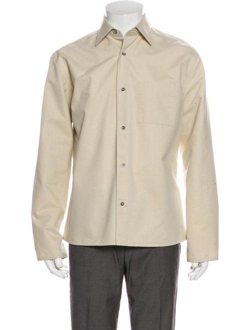 Gucci Long Sleeve Dress Shirt