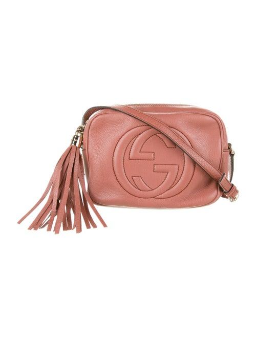 Gucci Soho Disco Crossbody Bag gold