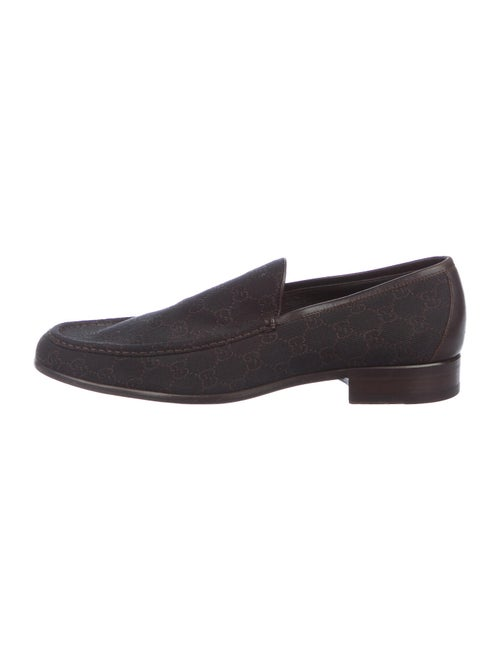 Gucci Dress Loafers Brown