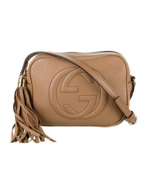 Gucci Soho Disco Bag Tan