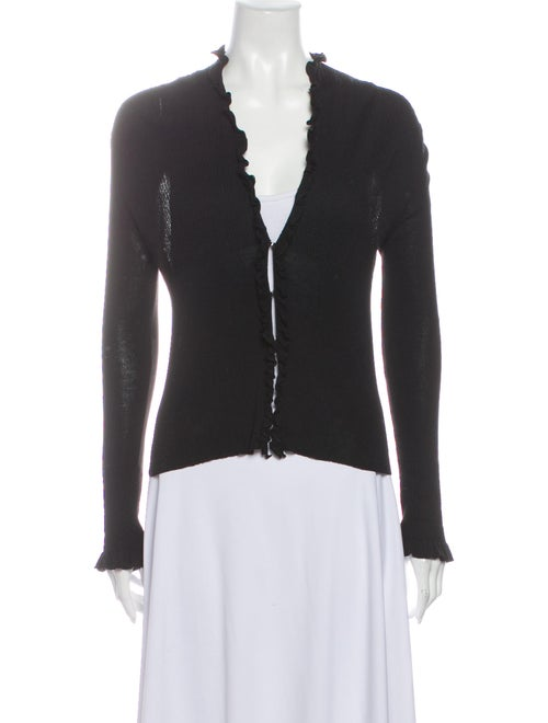 Gucci Vintage 1990's Sweater Black
